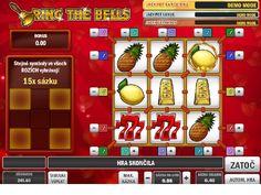 Výherní automaty Ring the Bells - Výherní automaty Ring the Bells od Play'n Go s neobvyklými třemi válci a osmi výherními liniemi se Vám ukáže v plné nádheře, hlavně díky svým speciálním funkcím, které se ve hře nacházejí a to Trigger Bell Mode, Bonus a Progresivní jackpot. #HraciAutomaty #VyherniAutomaty #Jackpot #Vyhra #RingtheBells - http://www.3demanty.com/hry/vyherni-automaty-ring-the-bells