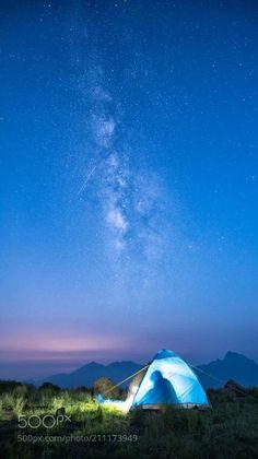 耿耿星河欲曙天  You are not alone because of the company of the Milky Way.  Camera: ILCE-7RM2 Lens: FE 16-35mm F4 ZA OSS  Don't forget to like the page or subscribe for more Milky Imagery! Image credit: http://ift.tt/2pWmgPC  #MilkyWay #Galaxy #Stars #Nightscape #Astrophotography #Astronomy