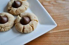 Perfect Peanut Butter Blossoms I howsweeteats.com