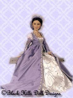 Italian Historical Gown