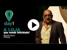 Day 1 | A Loja De Brinquedos Que Vende Felicidade - Ricardo Sayon [RiHappy] -  /  Day 1 | The Toy Shop Selling Happiness - Ricardo Sayon [RiHappy] -