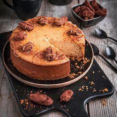 Cake & Co, Something Sweet, Greek Recipes, Healthy Treats, Creative Food, Cheesecake Recipes, Let Them Eat Cake, Vegan Desserts, Cheesecakes