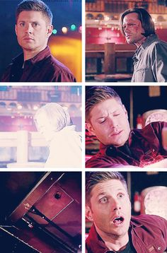 [gifset] 10x23 Brother's Keeper #SPN #Dean #Sam