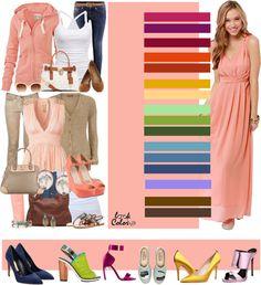 Креветковый цвет Или светлый персиково-розовый цвет: легкий, воздушный, экзотичный, но все же более строгий, чем светло-персиковый цвет. Оттенок между нежно-розовым и телесно-розовым цветом выгодно подчеркивает цвет кожи, особенно загорелой. Криветковый цвет сложный, но насыщенный, за счет чего выглядит дорогим и привлекательным.
