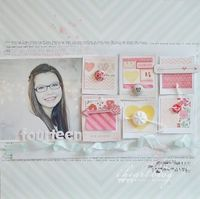 A Project by Wilna from our Scrapbooking Gallery originally submitted 02/05/13 at 05:21 PM