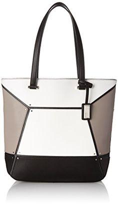 Nine West Nailed It Tote Shoulder Bag, Black Multi, One Size Nine West http://www.amazon.com/dp/B00Y8D3FDE/ref=cm_sw_r_pi_dp_YT42vb0FG2A32