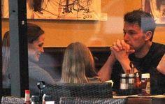 Бен Аффлек готовит ответное интервью на откровения Дженнифер Гарнер (4 фото)