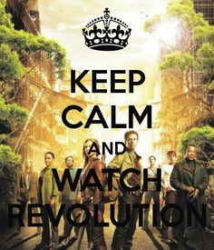 Network TV's, Revolution. 42 Episodes STRONG. Contact NBC, the fan base wants Revolution, BACK!