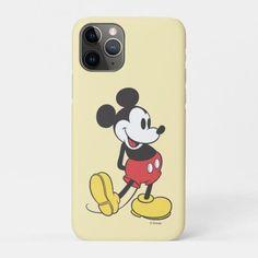Classic Mickey Case-Mate iPhone Case #afflink Iphone Cases Disney, Pretty Iphone Cases, Iphone 11 Pro Case, Iphone Phone Cases, Mickey Mouse Gifts, Matching Phone Cases, Disney Fun, Disney Stuff, Disney Mickey