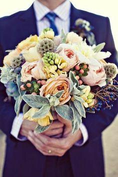Ramos diferentes para novias originales en Con B de Boda  http://conbdeboda.blogspot.com.es/