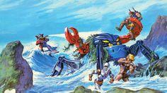 Earl Norem He-Man MOTU15