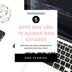 Kah Studies - 5 apps que vão te ajudar nos estudos
