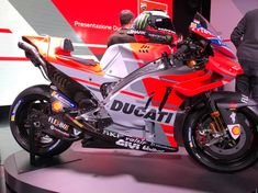 The all new 2018 Ducati Panigale V4
