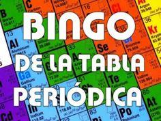 """TABLA PERIODICA """"ESTRATEGIA LÚDICA"""" - YouTube"""
