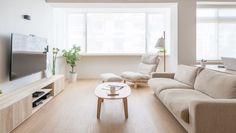大直 26 坪國宅翻新無印自然感公寓 - DECOmyplace 新聞