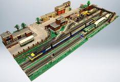 Brickfete 2013 Layout