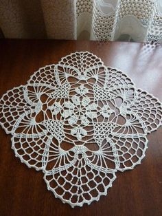 Items similar to table runner,set of doilies,table cover on Etsy - lace table clothtable runnerbeige doilycrochet Crochet Doily Rug, Crochet Doily Patterns, Crochet Tablecloth, Crochet Gifts, Crochet Stitches, Lace Centerpieces, Crochet Table Runner, Lace Table, Square Patterns