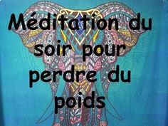 Méditation du soir pour perdre du poids - YouTube Daily Meditation, Meditation Music, Om Shanti Om, Mindfulness Practice, Yoga Gym, Qigong, Tai Chi, Stress, Positivity