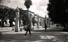 Fotos de Morelia, Michoacán, México: Plaza Principal de Morelia