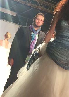 Moda sotto le stelle, vista dall'obiettivo di Eventi Studios Grazie Alessandro Tosetti www.tosettisposa.it Www.alessandrotosetti.com #abitidasposa #wedding #weddingdress #tosetti #tosettisposa #nozze #bride #alessandrotosetti #modasottolestelle #cnms #swissfashiontv