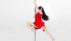 Pole Dance im aria arte - Pole Dance Halle