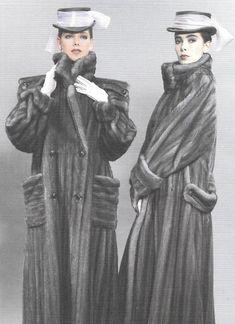 Vintage Fur, Fur Coats, Mink Fur, Furs, Mantel, Shelter, Cool Style, Vintage Fashion, Lifestyle