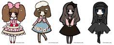 ★ロリータファッション分類★ - Alice in Wonderland♪