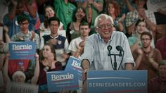 Bernie Sanders is an honest leader who speaks truth to power, building a movement with you to give us a future to believe in. People are sick and tired of es. Ad Hominem, First Ad, Bernie Sanders For President, Voice Of America, Super Tuesday, Truth To Power, Tv Ads, Speak The Truth, Women In History
