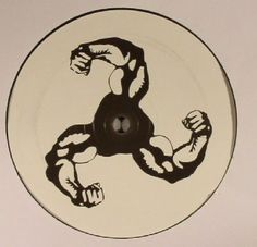 The artwork for the vinyl release of: Brassica - Time Tunnel EP (Feel My Bicep) #music House
