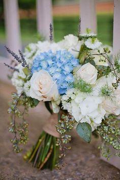 24 Wedding Bouquet Ideas & Inspiration - Peonies, Dahlias, Lilies and Hydrangea   Page 5 of 5   Wedding Forward