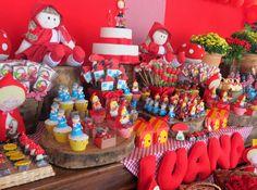 Festa Provençal - Site Oficial: Chapeuzinho vermelho