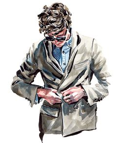 ONS Clothing linen blazer