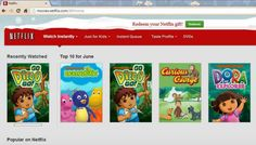 Blocking 'Recommended' Cartoons On Netflix Is The Life Hack Every Parent Needs
