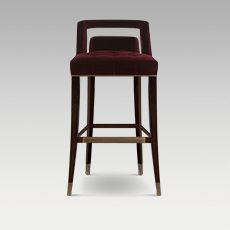 NAJ BAR CHAIR by BRABBU, MARSALA pantone color trend 2015, interior design trends for 2015