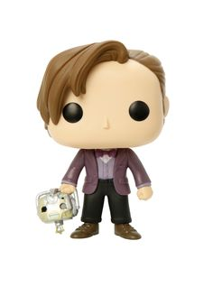 Funko Doctor Who Pop! Television Eleventh Doctor Vinyl Figure 2015 Summer Convention Exclusive | Hot Topic