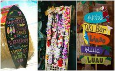Ideas Para Una Fiesta Hawaiana