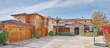 LeeAnn Rime's Home ~ Celebrity Homes