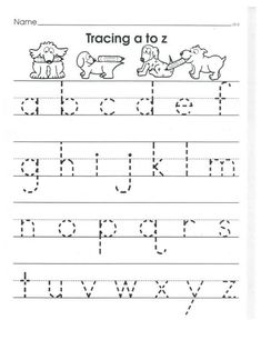 Lower Case Alphabet Worksheets Lower Case Alphabet Tracing Worksheets for Kids Capital Letters Worksheet, Alphabet Tracing Worksheets, English Worksheets For Kids, Handwriting Worksheets, Alphabet Worksheets, Kids Worksheets, Number Worksheets, Printable Worksheets, Worksheets For Playgroup
