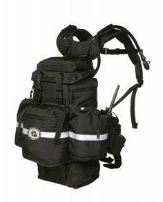 Wolfpack Gear Alpha-10 Fire Line Pack System - 2,200 cu in (main body), 6 lbs 6 oz