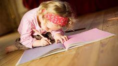 how a former teacher and her little ones do preschool at home! Best Teacher Gifts, Book Of Poems, Toddler Preschool, Creative Kids, Book Crafts, Writing A Book, Teaching Kids, Homework, Cookies Et Biscuits