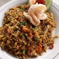 Kulinarisches aus Indonesien - ITCHY FEET Tempeh, Mie Goreng, Ethnic Recipes, Food, Indonesian Food, Indonesian Cuisine, Indonesia, Essen, Meals