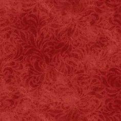 Bella Suede Wide Backings Dark Red