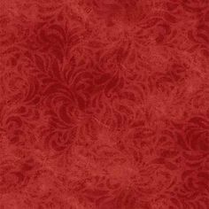 Bella Suede Wide Backings Dark Red