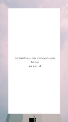 Quotes Rindu, Story Quotes, Tumblr Quotes, Mood Quotes, People Quotes, Daily Quotes, Best Quotes, Motivational Quotes, Life Quotes