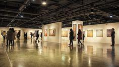구스타프 클림트+에곤 실레展 -20세기 황금색채의 거장 레플리카 名畵展