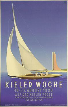 Kieler Woche / Ottomar Anton