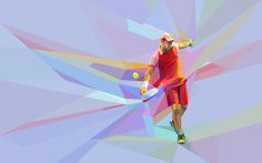 """A series of 11 illustrations created for the Estrella Damm World Padel Tour.  Padel (also known as padel tennis) is a racquet sport played extensively in Spain and Latin America and extending fast in Europe. For the World Series 2013-2014 I have been asked to create 11 illustrations based on my neo-futuristic work.  Illustration: Charis Tsevis Art Direction: ruiz+company, Barcellona.  Best viewed large. Attention: Big file. (23629 x 11000 pixels = 78.8"""" x 36.7"""" @ 300 ppi)  Made with custom…"""