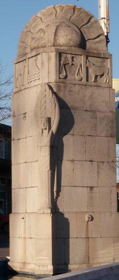 Monumento a la Patria en Paysandú