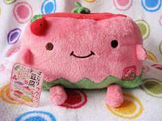 Hannari Tofu Fruit Series (Strawberry) by xiwang.love