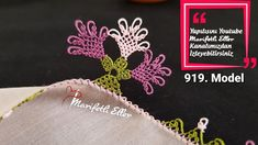 Embroidery, Lace, Youtube, Jewelry, Needlepoint, Jewlery, Jewerly, Schmuck, Racing